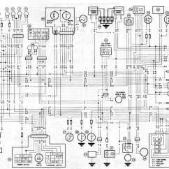 Virago 250 Wiring Diagram 12v 100ah Battery Charger Circuit 1981 Yamaha 750