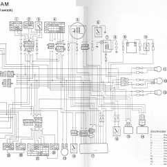 2000 Yamaha Yzf R6 Wiring Diagram 2001 Saturn Sl2 Stereo On V Star 1100 Ignition