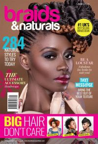 Black Hair Magazine Braids Hairstyles - HairStyles