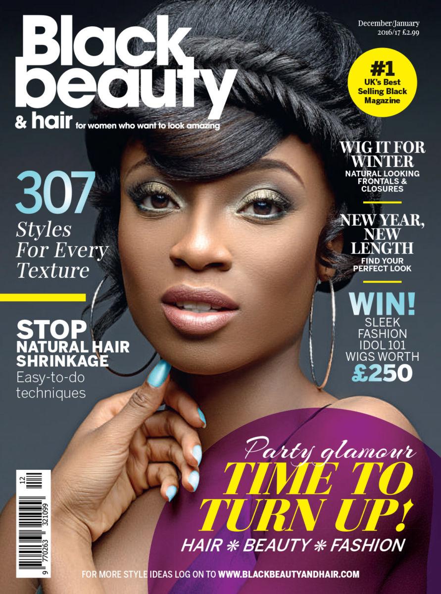 Black Hairstyles Magazine