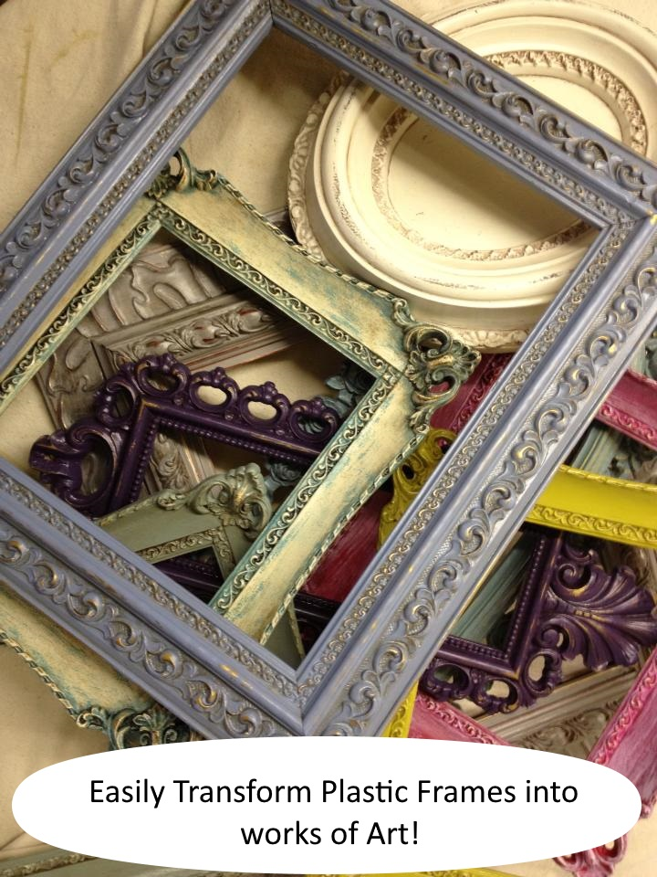 Plastic Picture Frames, Samples from Dealer Class