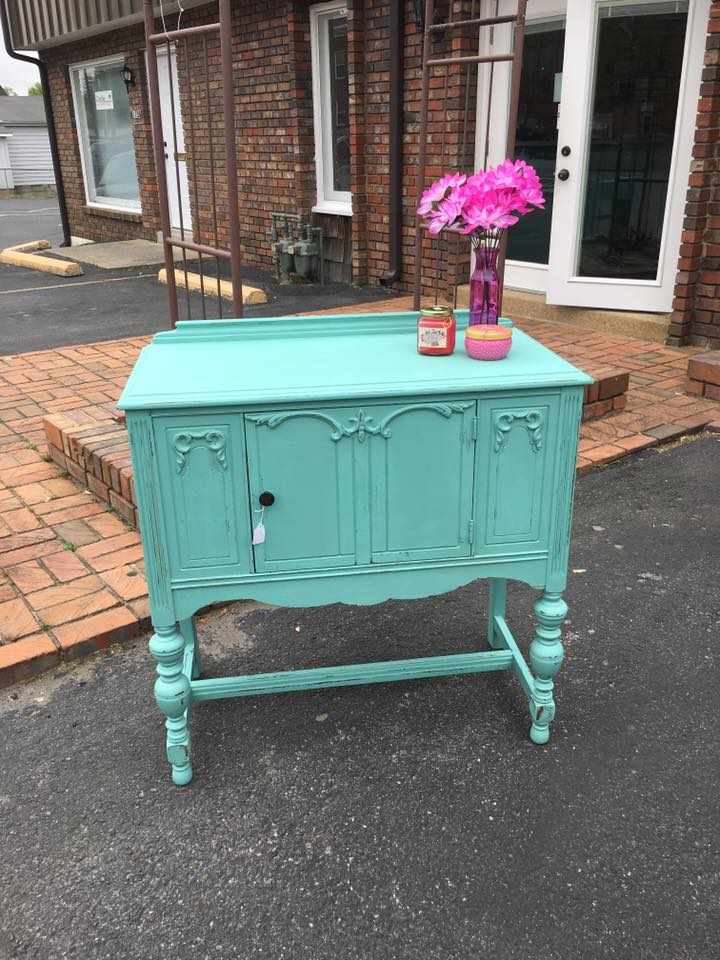 Spring Rain with Natural Wax, New Beginnings Furniture