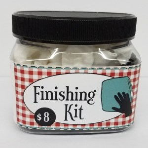 Finishing Kit