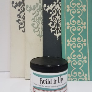 Build it up Texture Paste, 8oz
