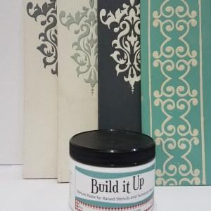 Build it up Texture Paste, 8oz