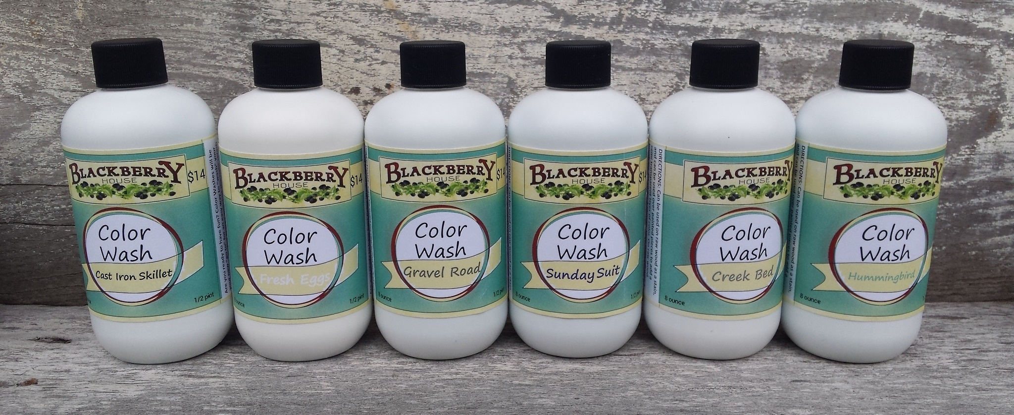 Color Wash, 8oz