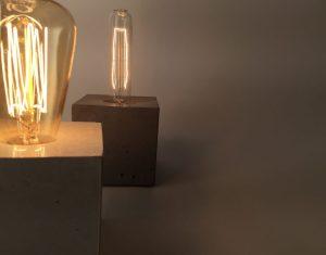 JONAH Lampe en béton