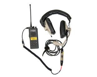 Motorola GP300 Two-Way Radio