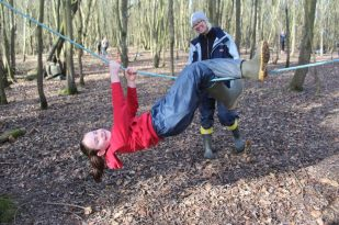 Forest School - Class 4 - Ropes (3)
