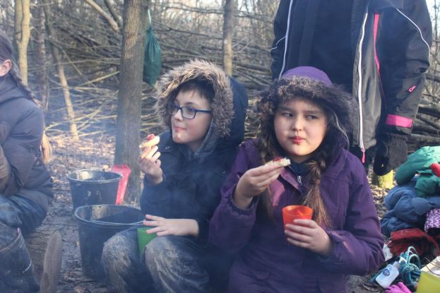 Forest School - Cooking (5)