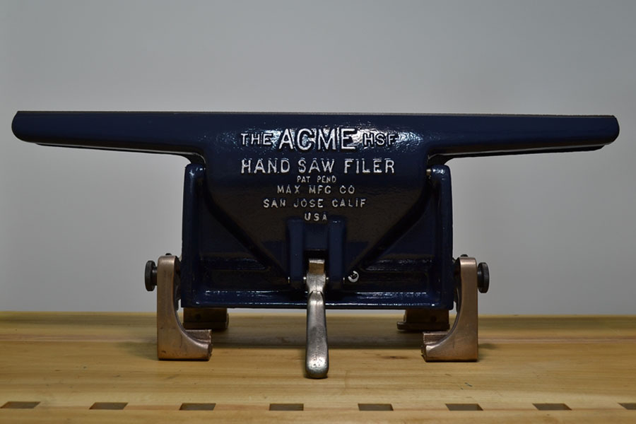 Acme Saw Vise For Sale