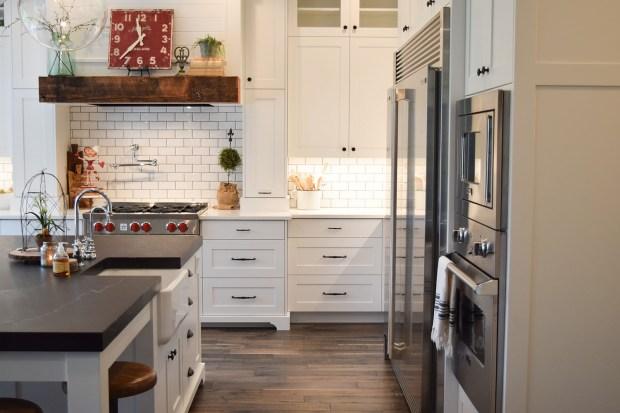 BLACK CAT design build llc - Project - Fresh Functional Kitchen