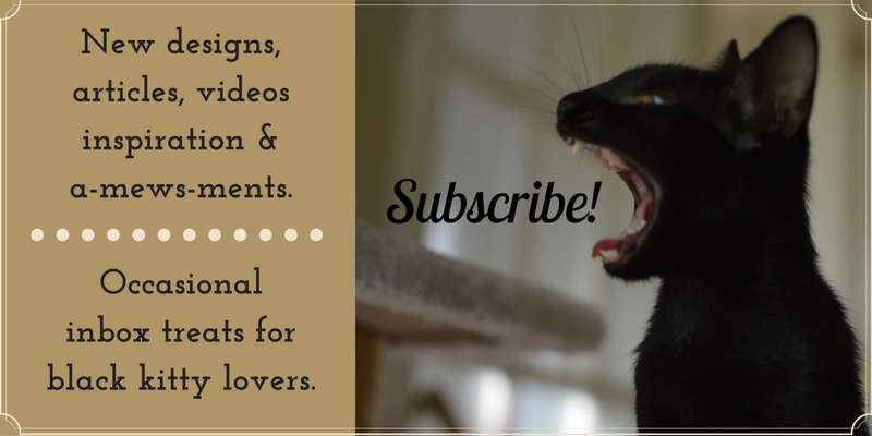 Black Cat Gifts Subscribe