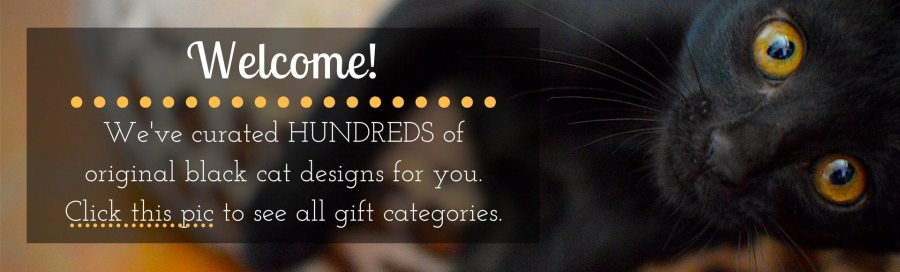 Shop all black cat gift categories.