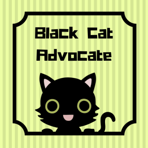 Black Cat Advocate Design