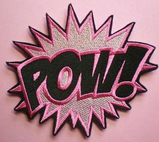 Pow! patch