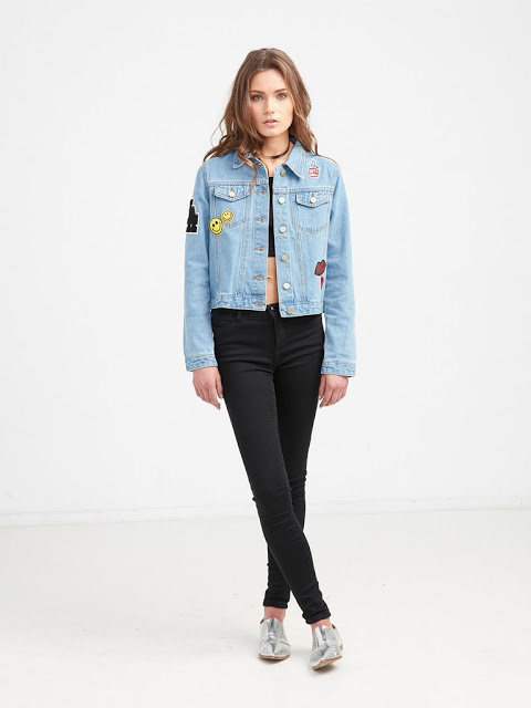 Y&R courtney jacket