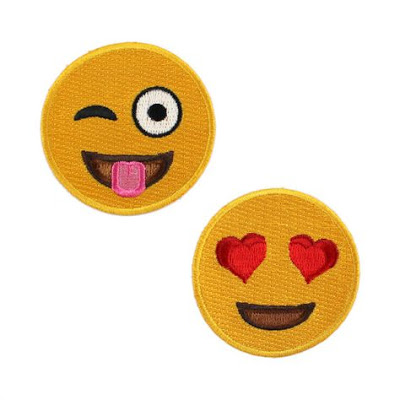 emojii patches smile