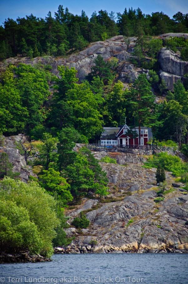 Tour Stockholm' Archipelago