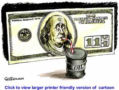 Oil Dollar Tango