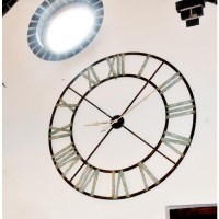 Giant wall clock | Black Country Metal Works