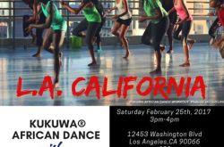 Kukuwa African Dance Workout