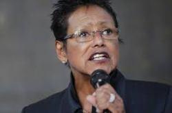 Elaine Brown – Former Black Panther  Leader