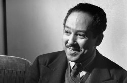 Black History Discussion on Langston Hughes