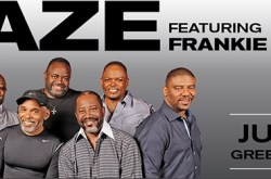 Maze Featuring Frankie Beverly with Donnell Rawlings