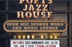 Poet's Jazz House Live!