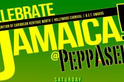 Celebrate Jamaica! - Peppaseed LA