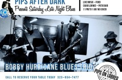 Pip's After Dark: Late Night Blues