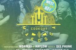 Makossa LA Cookout