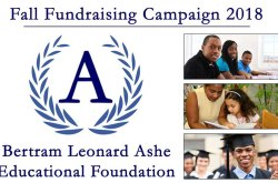 BCE Media Inc. Sponsors Bertram L. Ashe Educational Foundation Fall Fundraiser