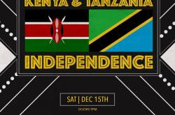LA's 1st Kenyan & Tanzanian Independence Celebration