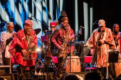 Space Is the Place with Sun Ra Arkestra Live Score