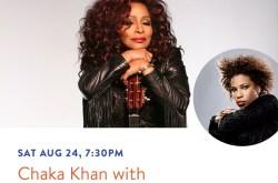 Bayside Summer Nights: Chaka Khan with Macy Gray