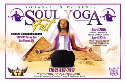 2019 Las Vegas Soul Yoga Fest