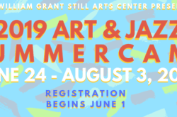 William Grant Still Art & Jazz Summer Camp