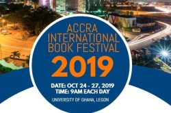 Ghana Year Of Return: Accra International Book Festival