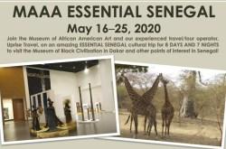 Registration Open: MAAA Senegal Trip 2020