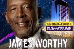 An Evening with James Worthy