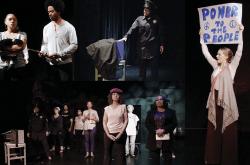 White Nights, Black Paradise: The Play