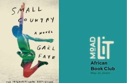 African Book Club | SMALL COUNTRY by Gaël Faye
