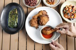 Surviving the Shutdown: Alta Adams reopens, with fried chicken to order and a sliding payment scale
