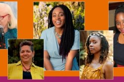LET HER TELL IT! Black Women Healing Through Writing