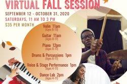 Music 4LA Virtual Fall Session
