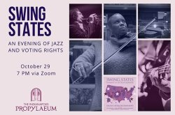 Swing States: An Evening of Jazz and Voting Rights