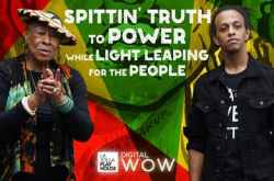 Spittin' Truth To Power While Light Leaping For The People