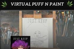 Virtual Puff/Sip N Paint